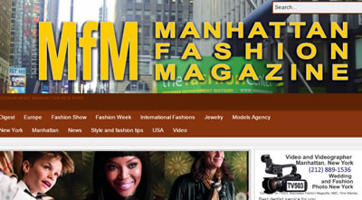 manhattan fashion magazine videography